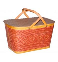 American Picnic Basket