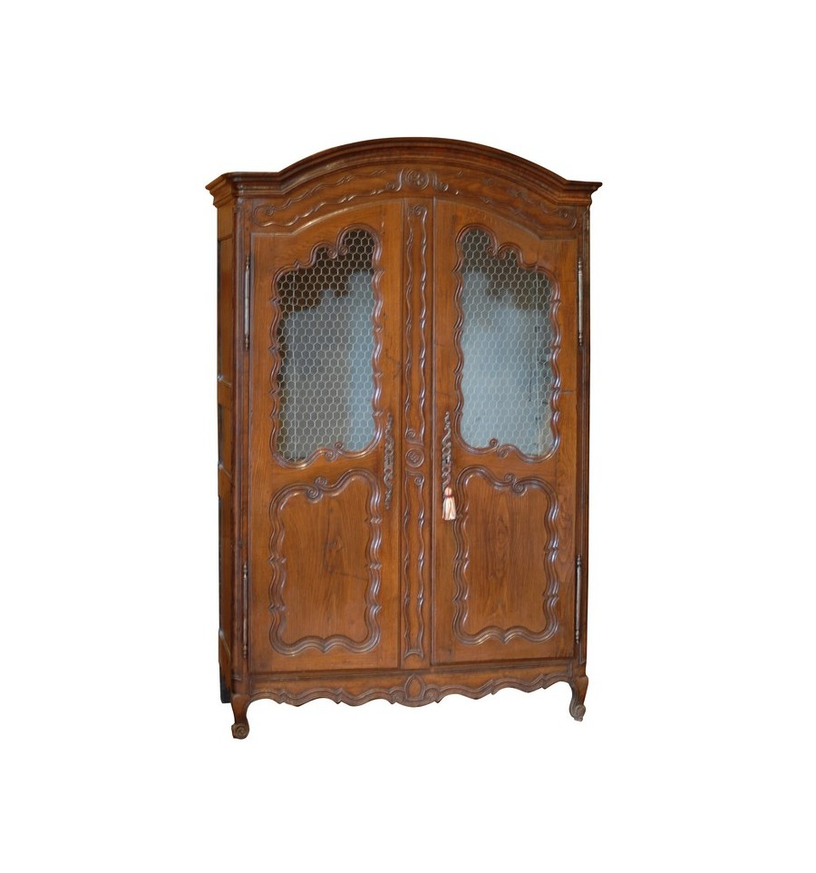 antique french armoire. Black Bedroom Furniture Sets. Home Design Ideas
