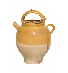 Confit Pot Pitcher with Lid