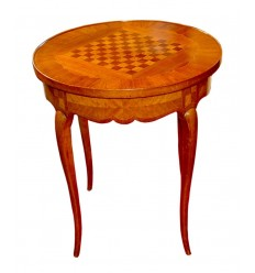 Italian Game Table