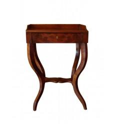Italian Mahogany Table