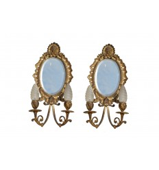 French Antique Sconces