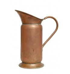 Copper Pitcher Oversized