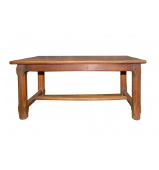French Walnut Coffee Table