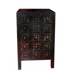 Chinese Medicine Cabinet