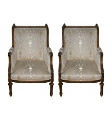 Pair of French Armchairs
