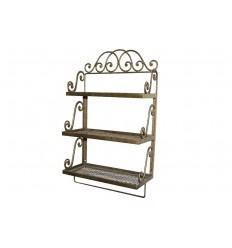 Early American Hanging Shelf