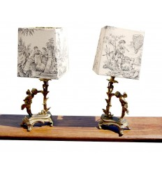 French Bedroom Lamps