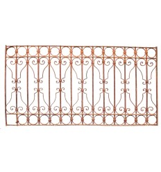 French Antique Grate