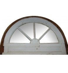 American Barn Window