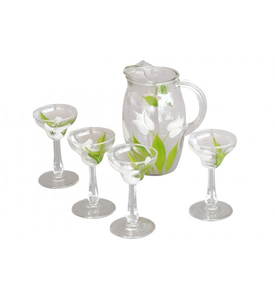 5-Piece Martini Set