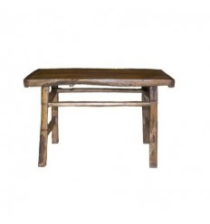 Chinese Rustic Side Table