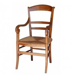French Antique Single Arm Chair
