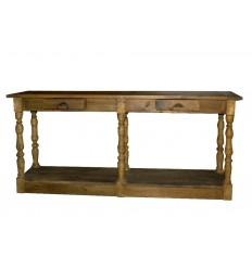 Antique French Pine Sideboard